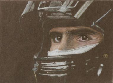 Damon's Eyes